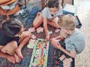 משחקים לילדים עם בעיות קשב וריכוז