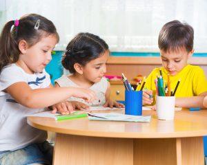 לימוד אותיות לילדים בגן
