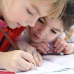 לימוד כתיבת אותיות לגיל הרך