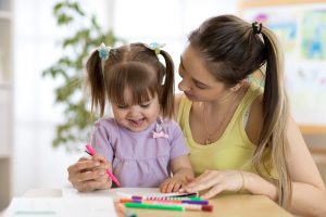 לימוד כתיבה לילדים